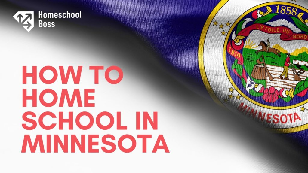 How to home school in Minnesota
